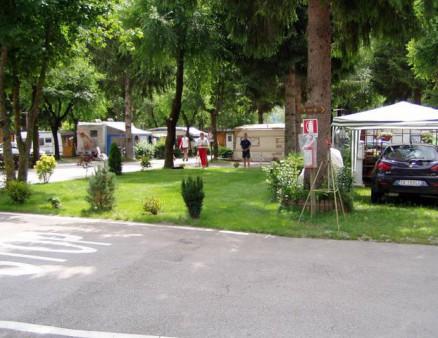 Camping Spiaggia Lago Di Molveno Molveno Tn